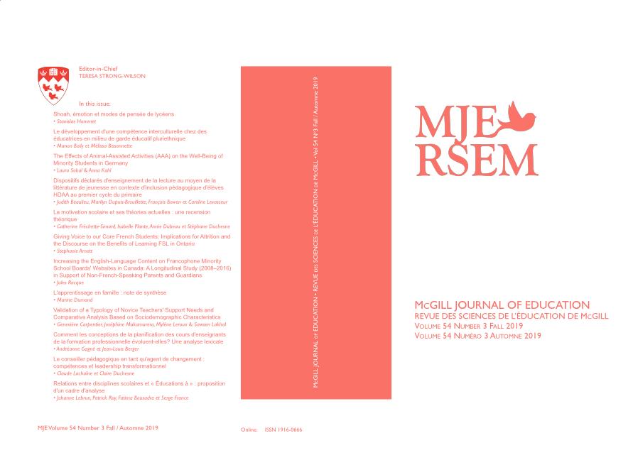 View Vol. 54 No. 3 (2019)