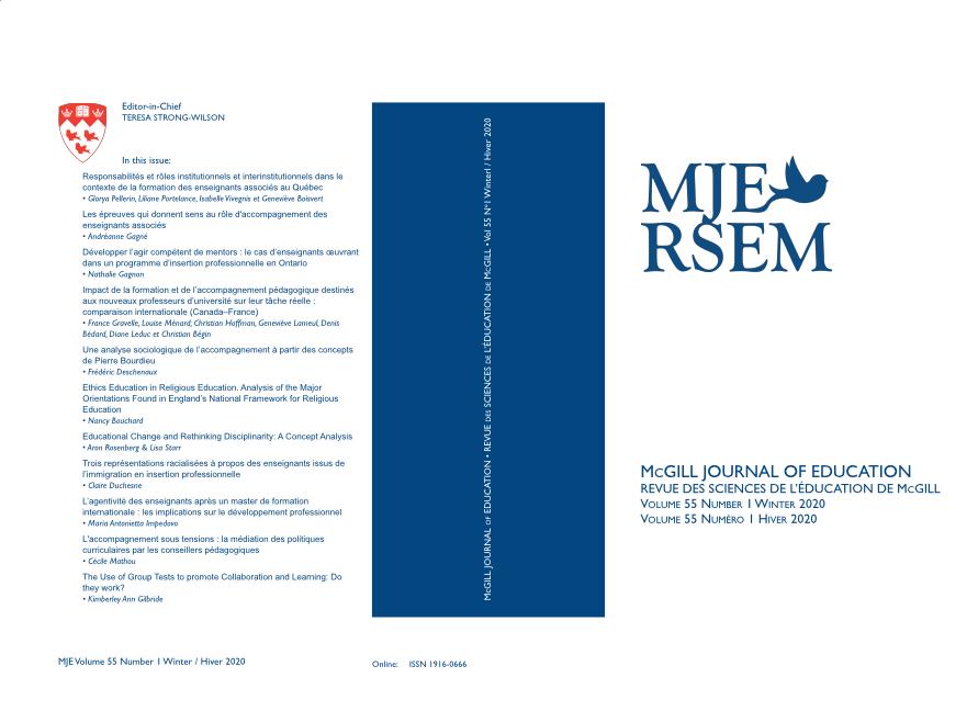 View Vol. 55 No. 1 (2020)